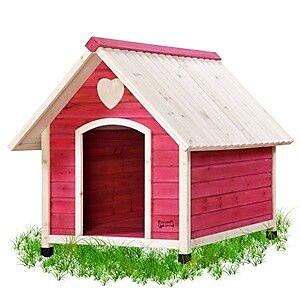 Pet Squeak Arf Frame Dog House in