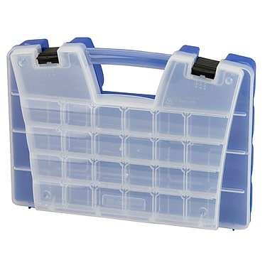 Akro-Mils Portable Organizer, 46 Compartment