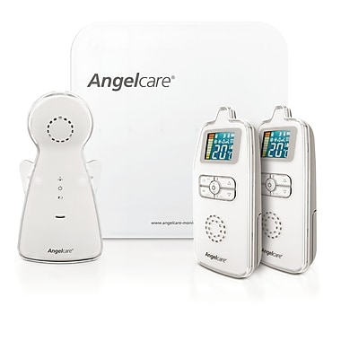 Angelcare - Moniteur mouvements et son AC403-2P