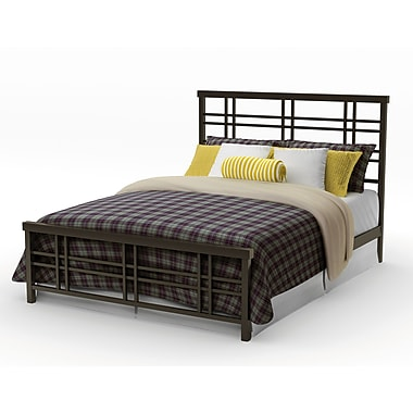 Amisco Heritage Queen Size Metal Bed 60