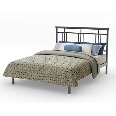 Amisco Cottage Full Size Metal Platform Bed 54
