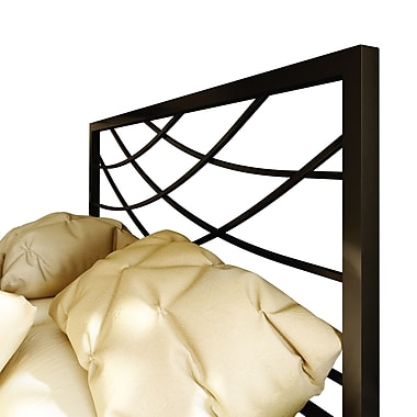 Amisco Altess Full Size Metal Headboard 54