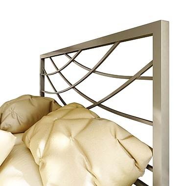Amisco Altess Queen Size Metal Headboard 60