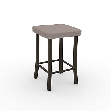 Amisco Ryan Metal Counter Stool 24