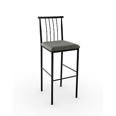 Amisco Alan Metal Counter Stool 24