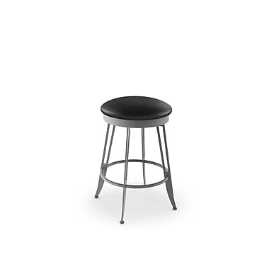 Amisco Phylo Swivel Metal Counter Stool 26