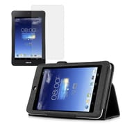 Mgear Accessories ASUS Memo Pad HD Double-Fold Folio Case with Screen Protector