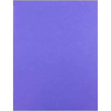 JAM Paper® Translucent Vellum Paper, 8.5 x 11, 30lb Purple Translucent Vellum, 100/pack (301775)