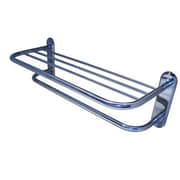 ARISTA Wall Mounted Stainless Steel Towel Rack Shelf
