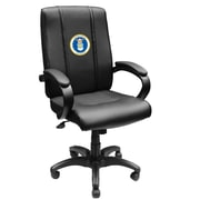 XZIPIT Armed Forces High-Back Executive Chair with Arms; Air Force Coat of Arms