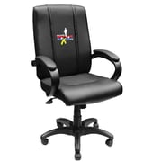 XZIPIT Armed Forces High-Back Executive Chair with Arms; Welcome Home Soldier