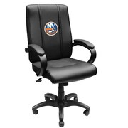 XZIPIT NHL High-Back Executive Chair with Arms; New York Islanders