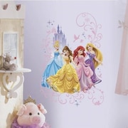 Room Mates Disney Princess Wall Decal