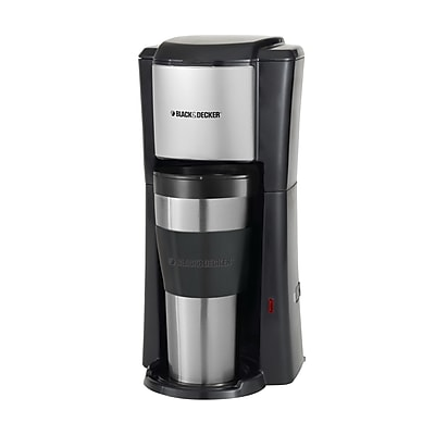 Black & Decker Single Serve Coffee Maker WYF078277657242