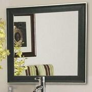 Rayne Mirrors Ava Vintage Mirror; 33.5'' W X 33.5'' H