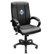 XZIPIT MLB High-Back Executive Chair with Arms; Tampa Bay Rays
