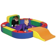 ECR4Kids Softzone  Discovery Center with Tunnel and Slide