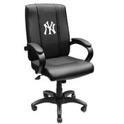 XZIPIT MLB High-Back Executive Chair with Arms; New York Yankees
