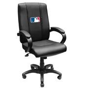 XZIPIT MLB High-Back Executive Chair with Arms; MLB Logo