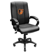 XZIPIT MLB High-Back Executive Chair with Arms; Baltimore Orioles Bird