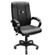 XZIPIT NHL High-Back Executive Chair with Arms; Philadelphia Flyers