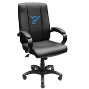 XZIPIT NHL High-Back Executive Chair with Arms; St. Louis Blues