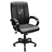 XZIPIT NHL High-Back Executive Chair with Arms; NHL Shield