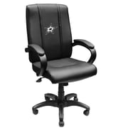 XZIPIT NHL High-Back Executive Chair with Arms; Dallas Stars