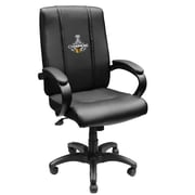 XZIPIT NHL High-Back Executive Chair with Arms; Chicago Blackhawks 2010 Champs