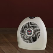 Vornado 1,500 Watt Portable Electric Fan Compact Heater with Adjustable Thermostat