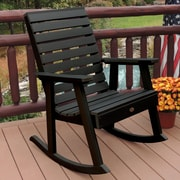 Highwood USA Weatherly Rocking Chair; Nantucket Blue