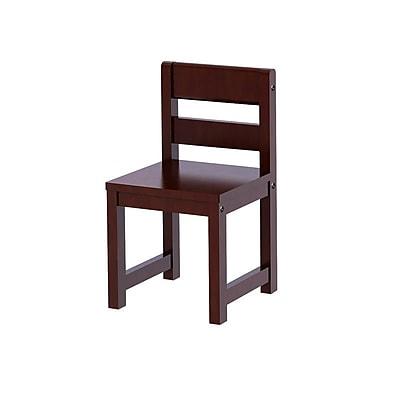 Maxtrix Kids Kids Chair; Chestnut