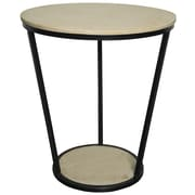 Muse Bianca End Table
