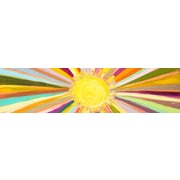 GreenBox Art ''Little Sunshine'' by Eli Halpin Painting Print on Wrapped Canvas