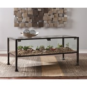 Wildon Home   Terrarium Coffee Table