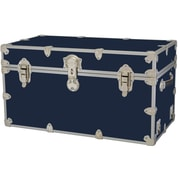 Rhino Trunk and Case Medium Armor Trunk; Navy Blue
