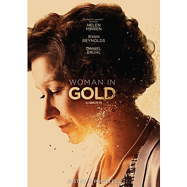 The Woman in Gold (DVD)