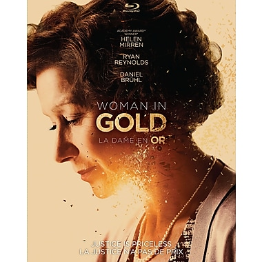 The Woman in Gold (Blu-ray)