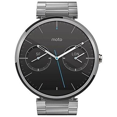 Motorola Moto 360 Smartwatch (00529NACRTL), Stone Grey