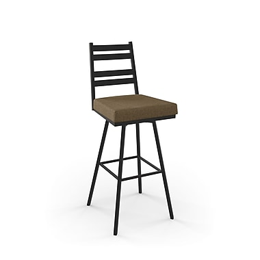 Amisco Stage Swivel Metal BarStool 30