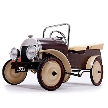 Baghera 1934 Country Car Chocolate Pedal Car