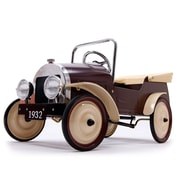 Baghera 1934 Country Car Chocolate Pedal Car