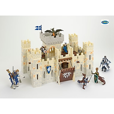 Papo Knight Castle Wooden Modular Castle