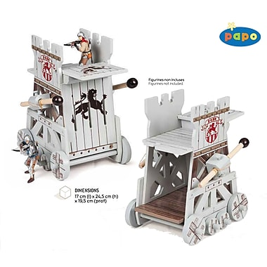 Papo Wooden Assault Tower