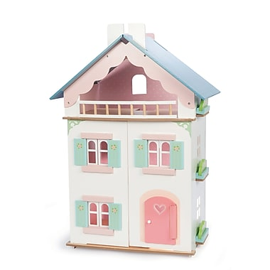 Le Toy Van Juliette's House with Balcony Medium Size Dollhouse