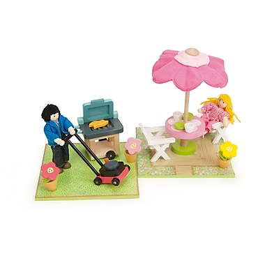 Le Toy Van Patio and BBQ Set