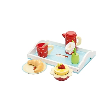 Le Toy Van Honeybake Breakfast Tray Great For Non Messy Breakfast In Bed