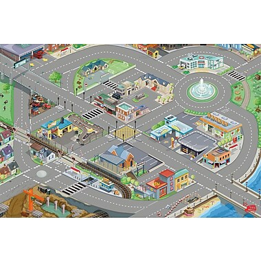 Le Toy Van Giant Car Playmat 100 x 150 cm