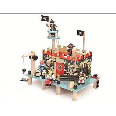 Le Toy Van Buccaneer's Pirate Fort