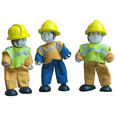 LE TOY VAN BUDKINS WORKMEN GIFT PACK